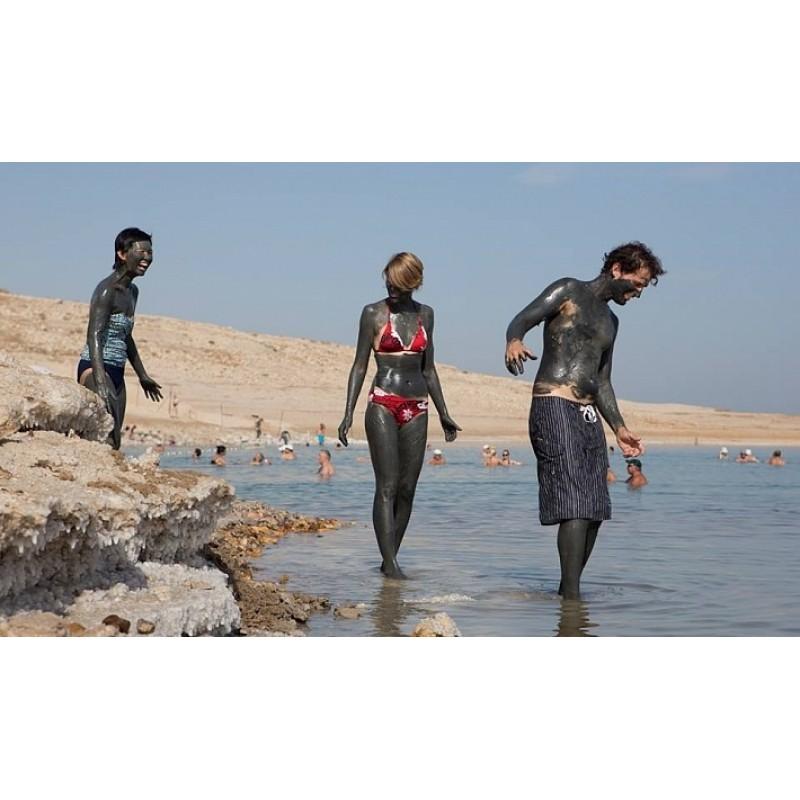 День отдыха на Мёртвом море, крепость Массада  - фото 3 - 001.by