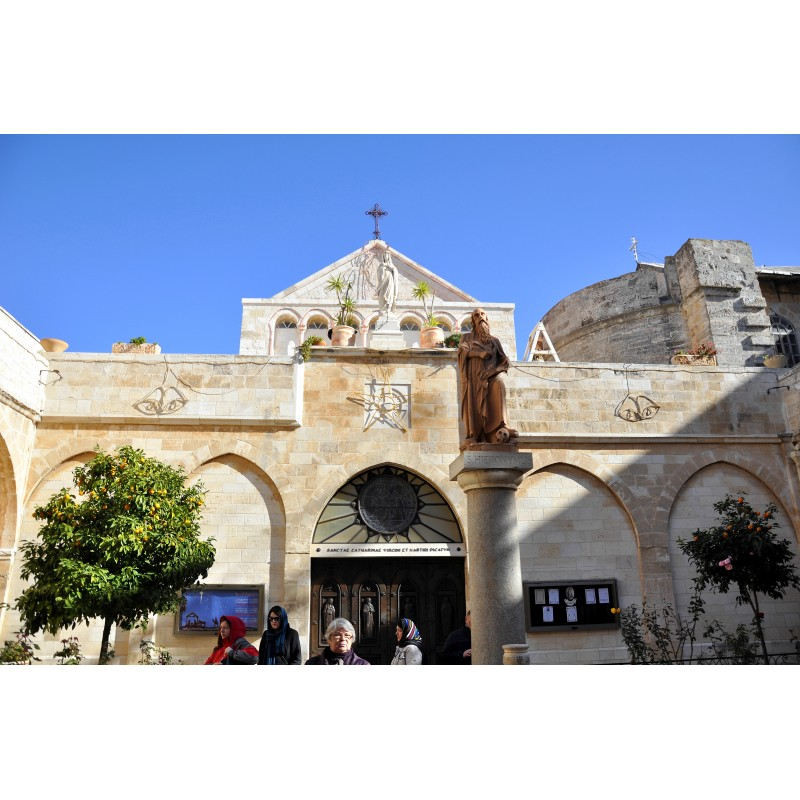 Вифлеем и Эйн Карэм - истоки христианства - фото 4 - 001.by