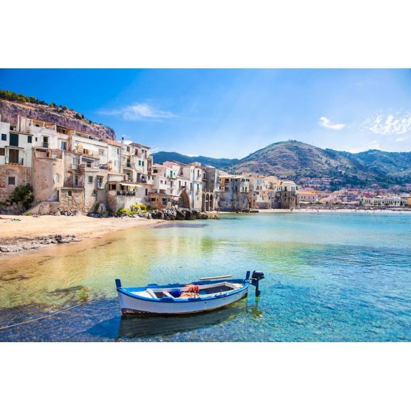 Отдых в Сицилии