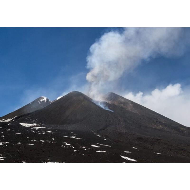 Экскурсия к вулкану Етна