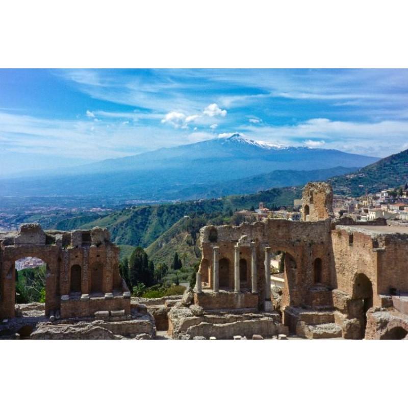 Экскурсия по Сицилии