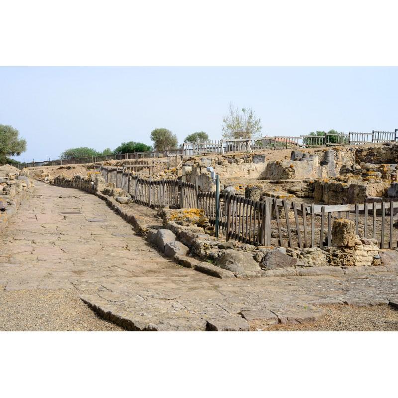 Археологический комплекс Нора (о. Сардиния) - фото 2 - 001.by