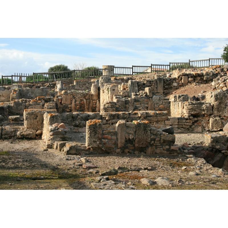 Археологический комплекс Нора (о. Сардиния) - фото 3 - 001.by