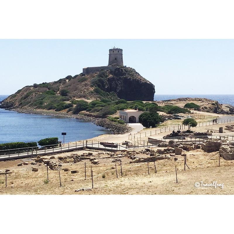 Археологический комплекс Нора (о. Сардиния) - фото 4 - 001.by