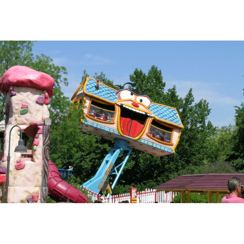 Экскурсия в «Парк развлечений Мирабиландия» из Римини - фото 4 - 001.by