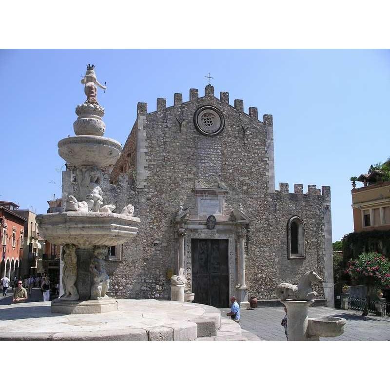Таормина и вкусы Сицилии - фото 3 - 001.by