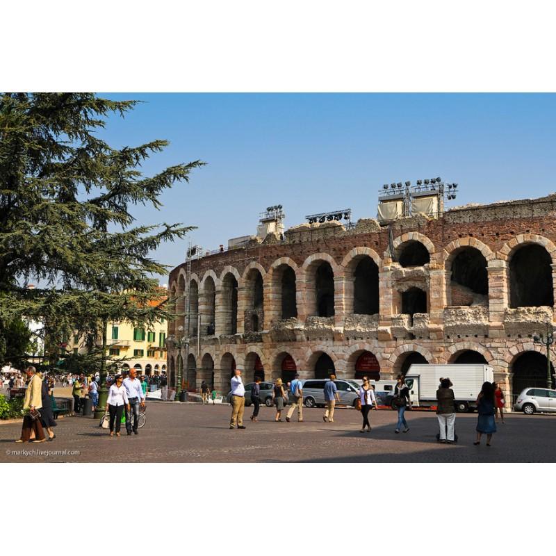 Экскурсия в Верону и Сирмионе - фото 2 - 001.by