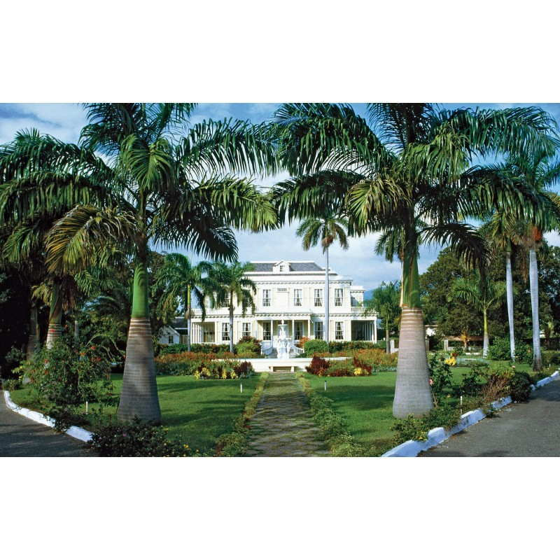 Столица Ямайки - Кингстон