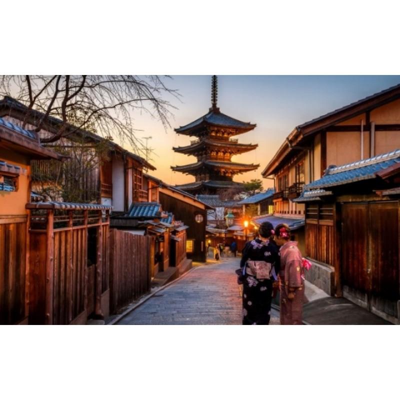 Сакура. Япония из Москвы - фото 1 - 001.by