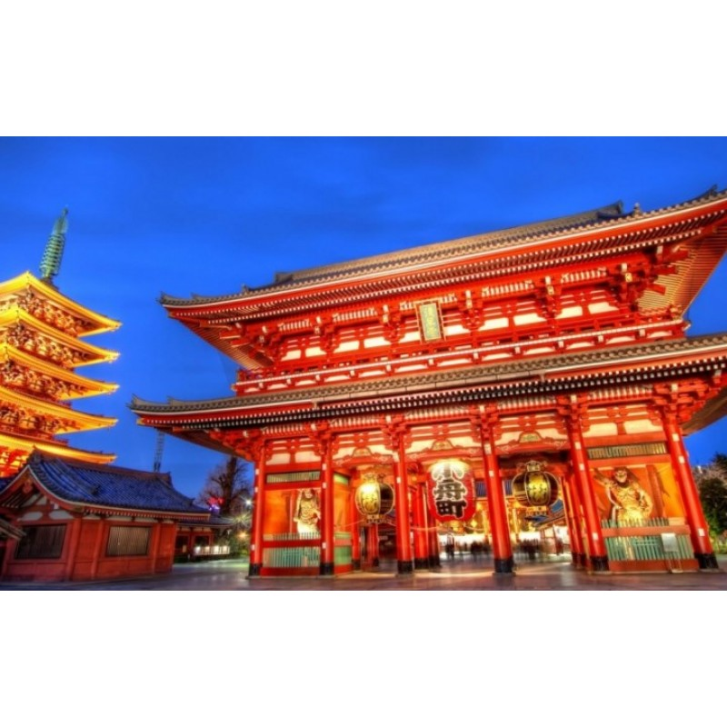 Сакура. Япония из Москвы - фото 2 - 001.by