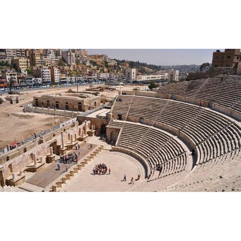 Обзорная экскурсия по Амману - фото 4 - 001.by