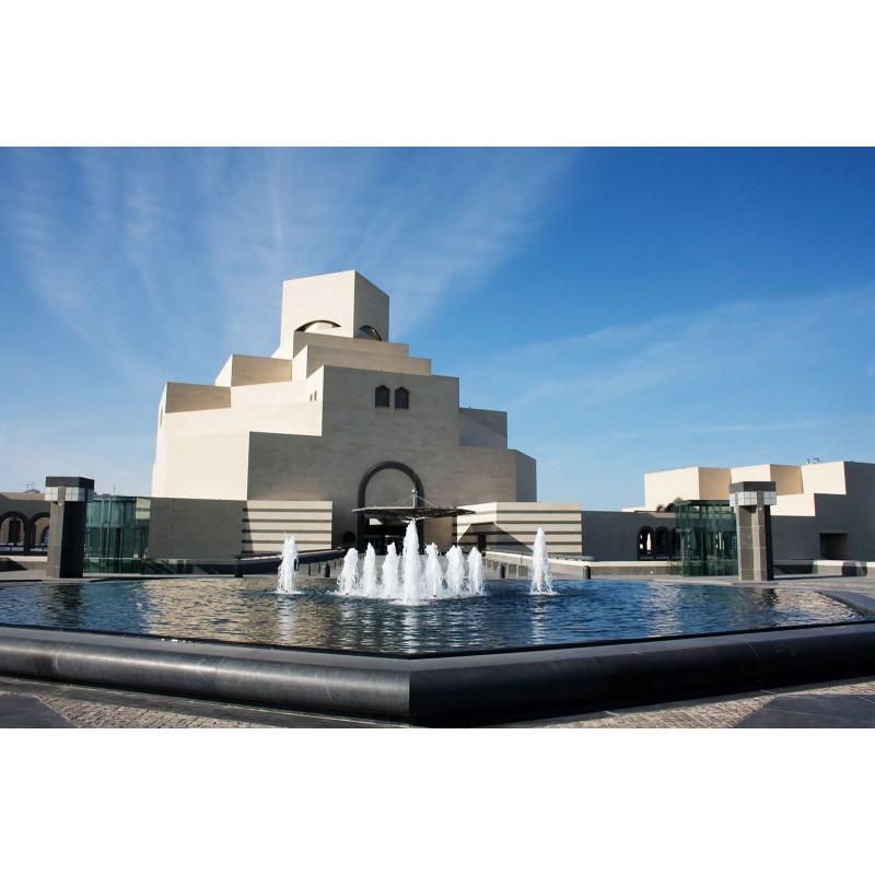 Вечерняя обзорная экскурсия по Дохе с ужином - фото 4 - 001.by
