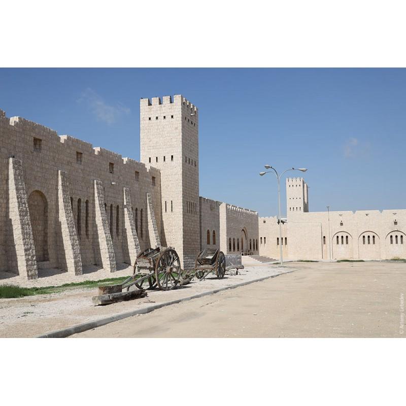 Катар - культурная прогулка