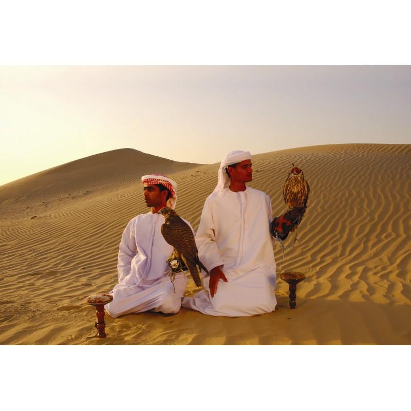 Соколиная охота в Катаре