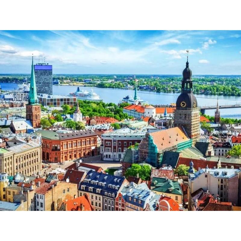 Виза в Латвию - фото 1 - 001.by