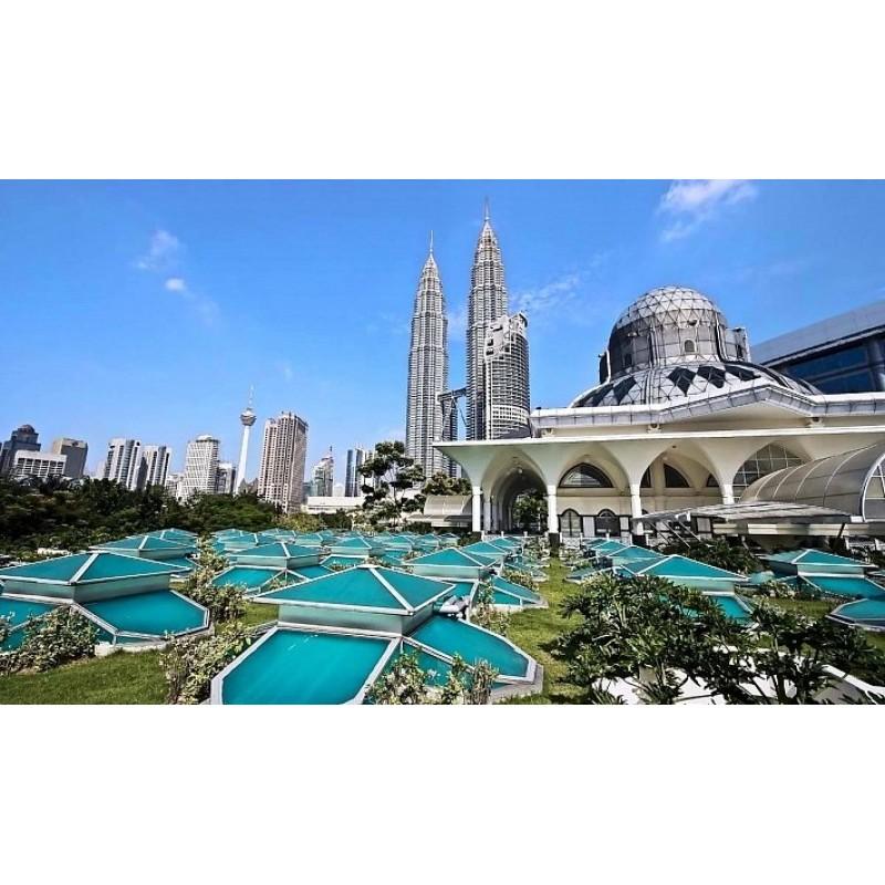 Обзорная экскурсия по Куала Лумпуру - фото 4 - 001.by