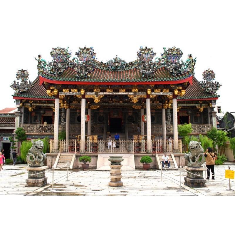 Экскурсия по острову Пенанг