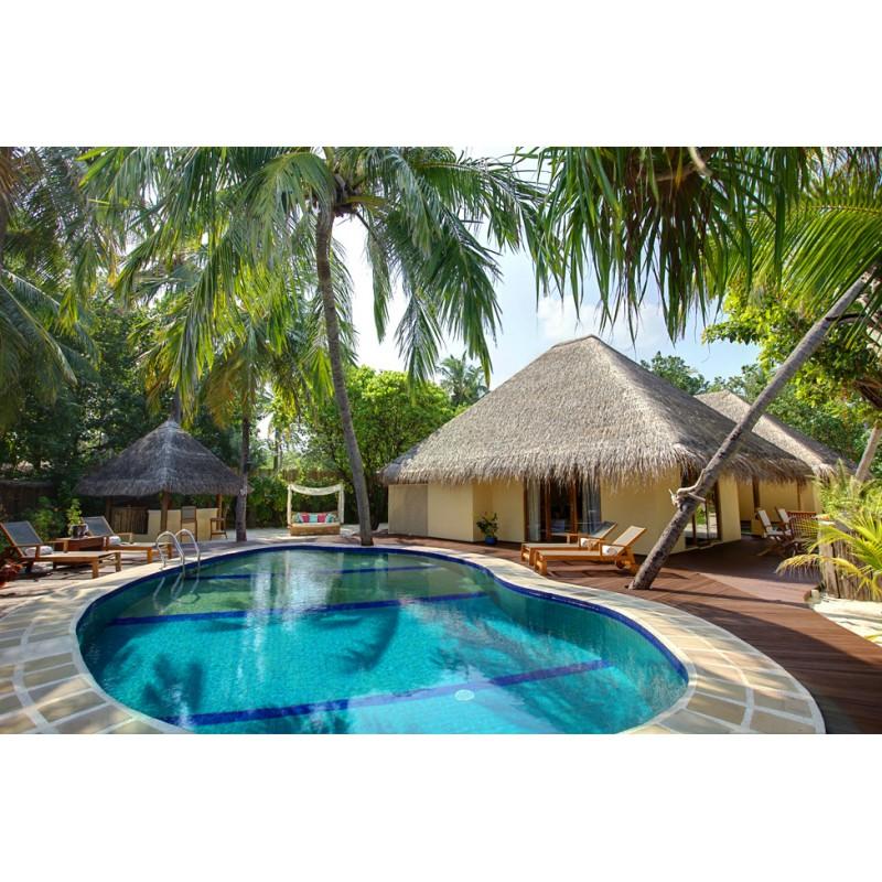 Мальдивы - райский уголок