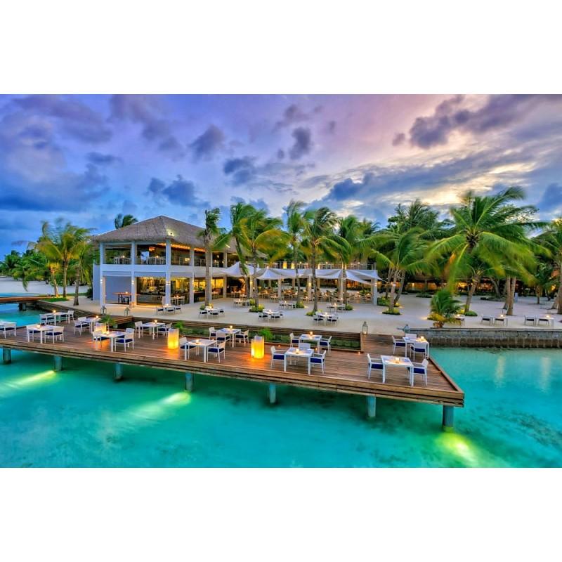 Мальдивские острова - райский уголок планеты - фото 4 - 001.by