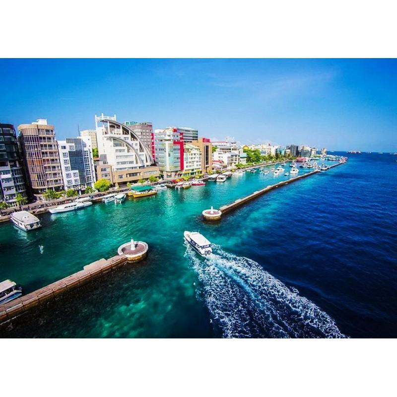 Экскурсия по Мале, столице государства Мальдивы - фото 4 - 001.by
