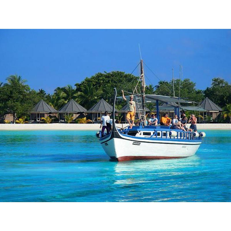Мальдивы: экскурсии на лодках - фото 2 - 001.by