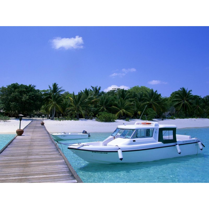 Мальдивы: экскурсии на лодках - фото 4 - 001.by