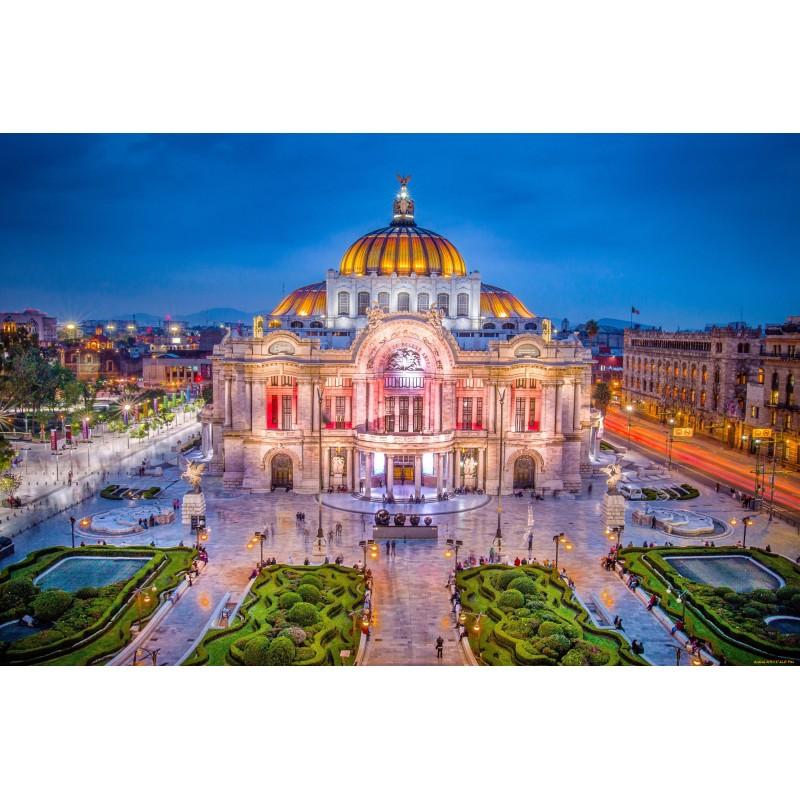 Мехико сити и Теотиуакан