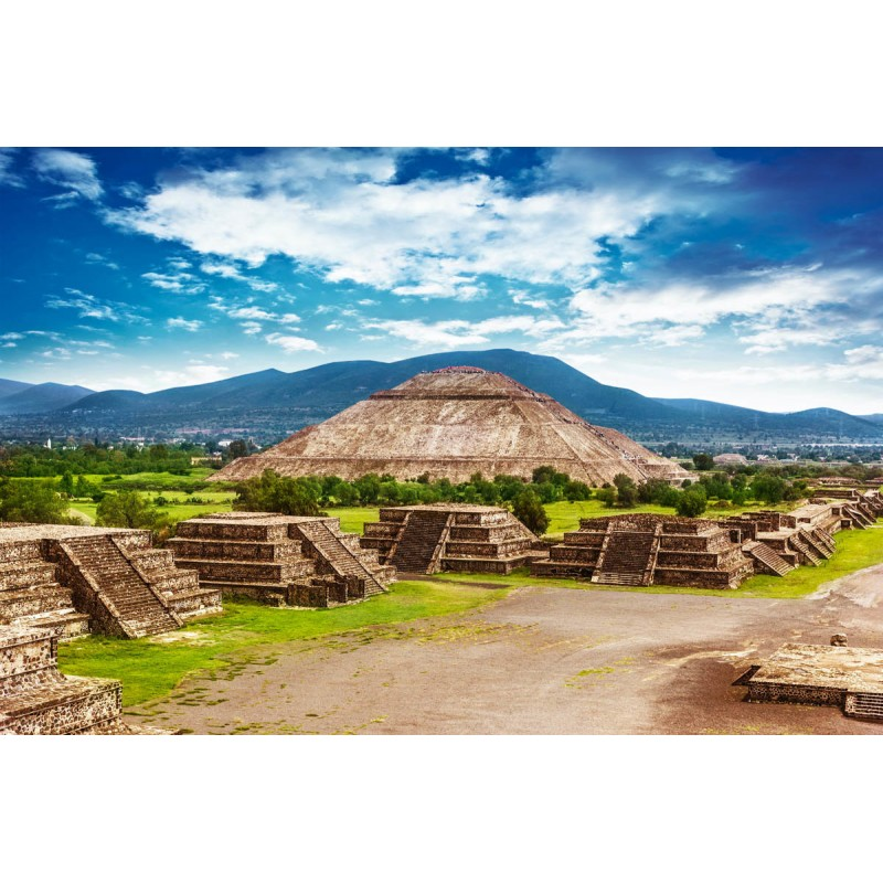 Мехико сити и Теотиуакан - фото 3 - 001.by