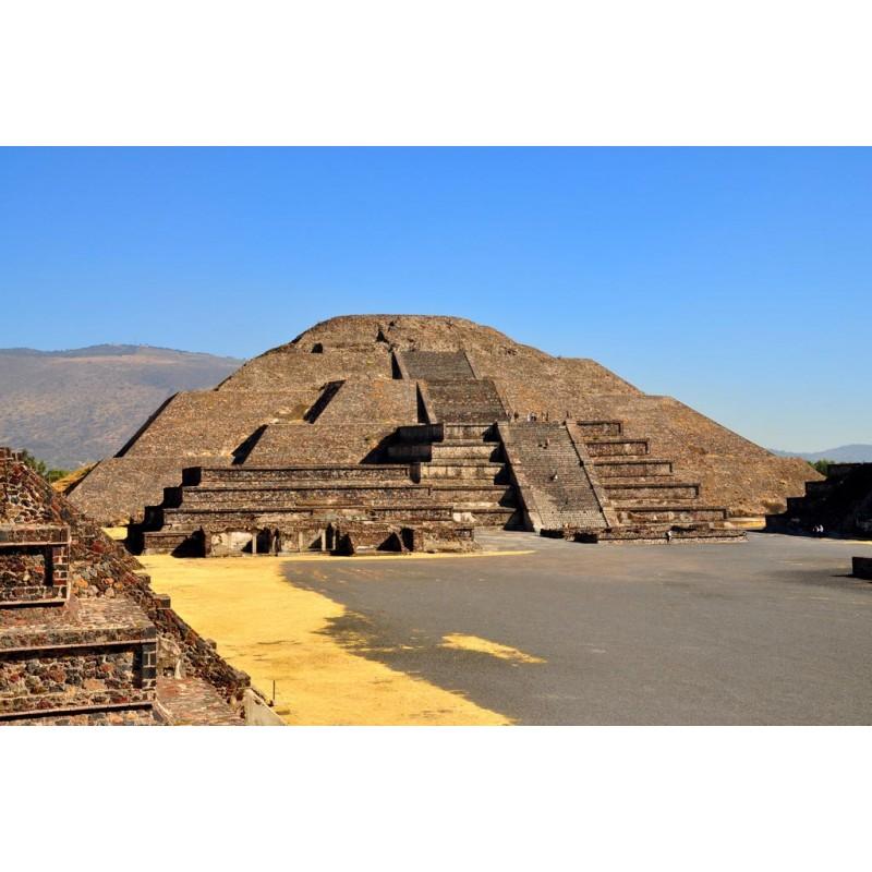 Мехико сити и Теотиуакан - фото 4 - 001.by