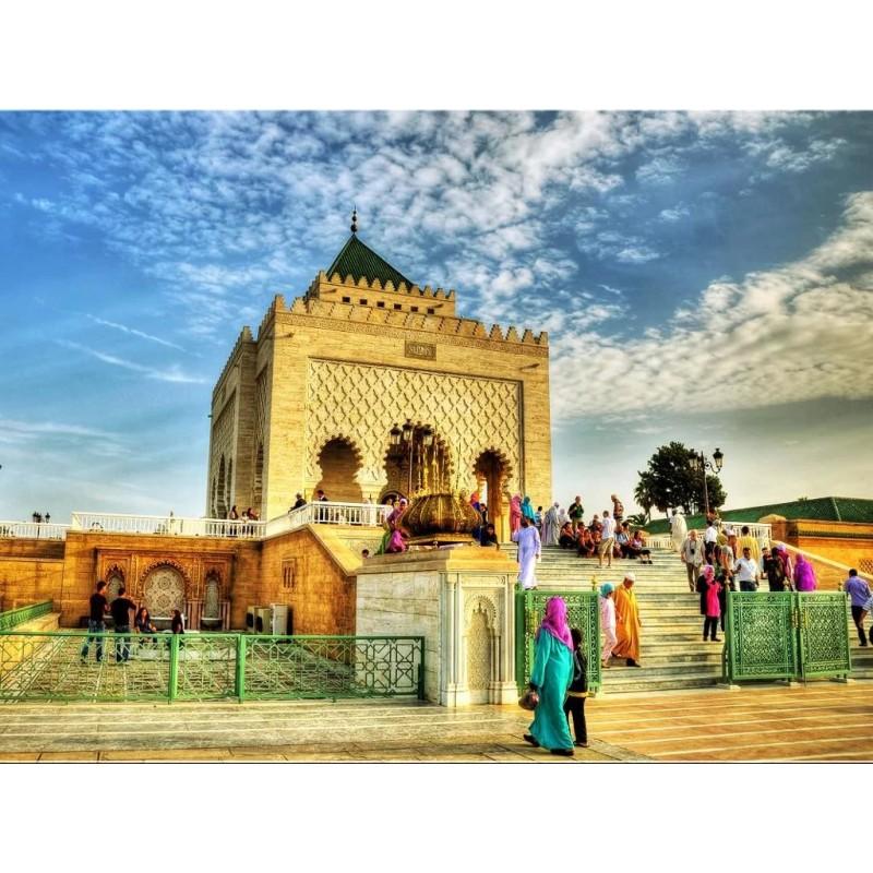 Виза в Марокко - фото 1 - 001.by
