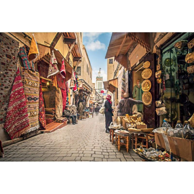 Виза в Марокко - фото 2 - 001.by