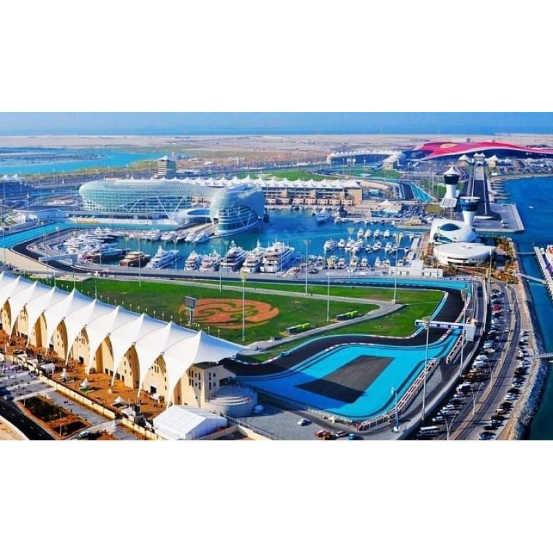 Обзорная экскурсия по Абу-Даби  - фото 2 - 001.by