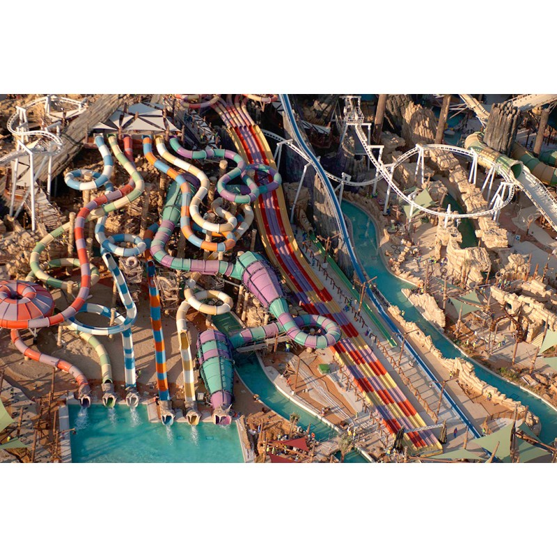 Мир Ferrari & аквапарк Yas Waterworld - фото 2 - 001.by
