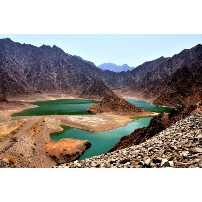 Экскурсия в ОАЭ по 5 эмиратам