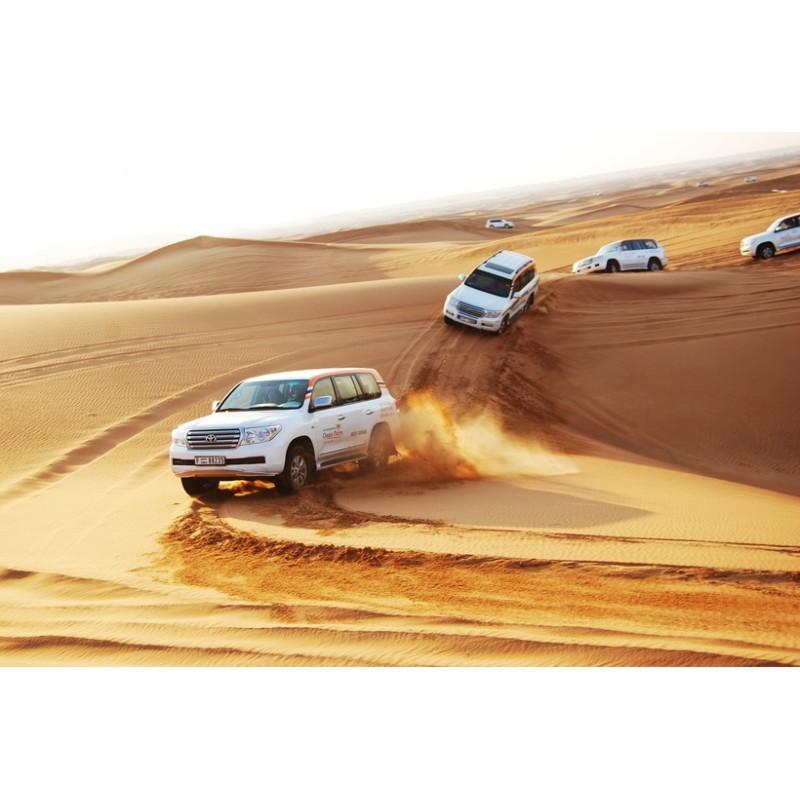 Сафари по пустыне в ОАЭ