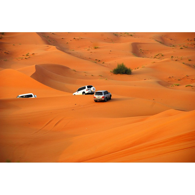 Cафари в пустыне: развлечение для авантюристов всех возрастов - фото 2 - 001.by