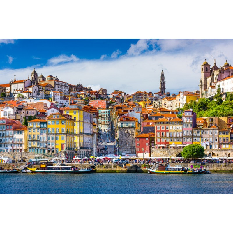 Экскурсия в Порто