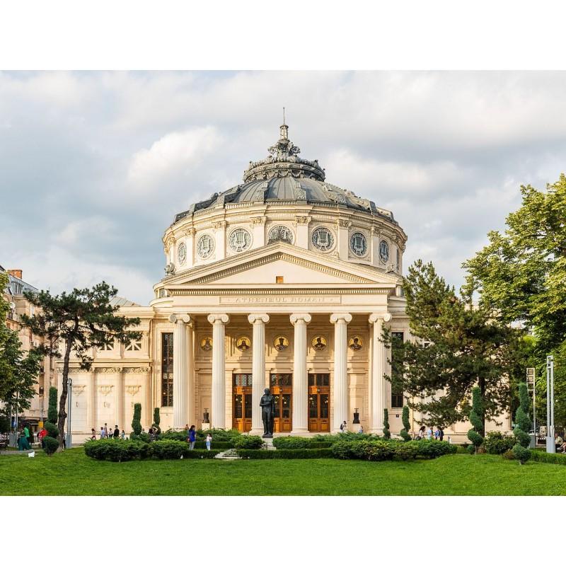 Бухарест — «маленький Париж» Восточной Европы - фото 2 - 001.by