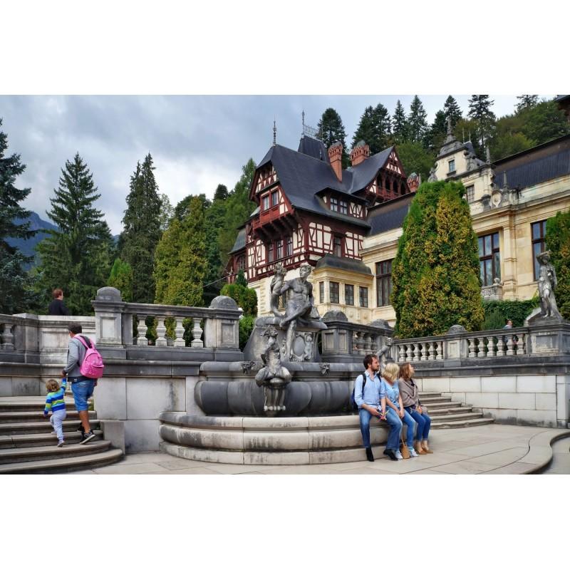 Дворец Пелеш: подлинная история Румынии - фото 2 - 001.by