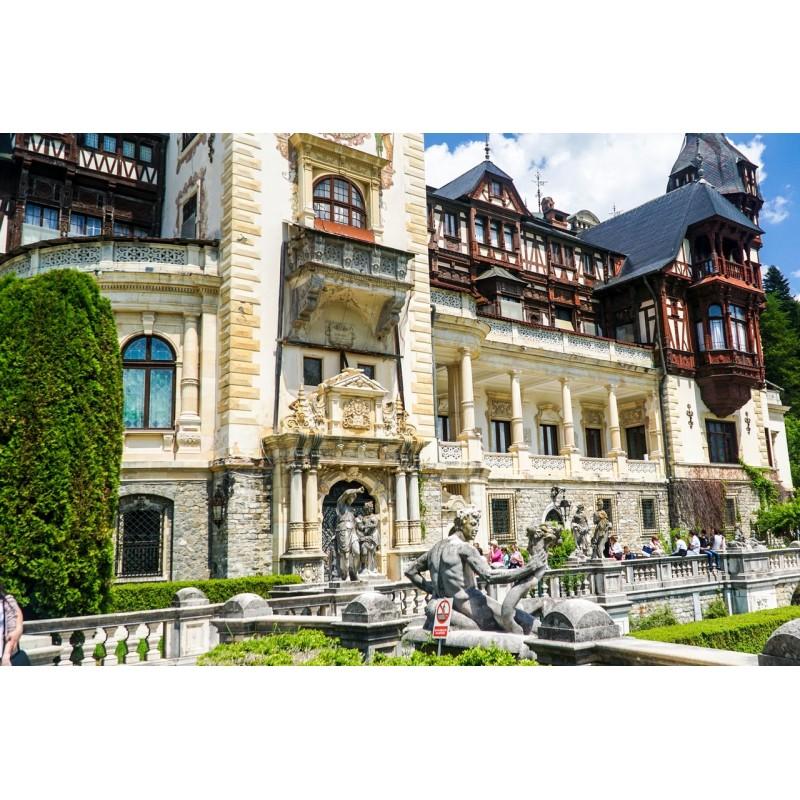 Дворец Пелеш: подлинная история Румынии - фото 3 - 001.by