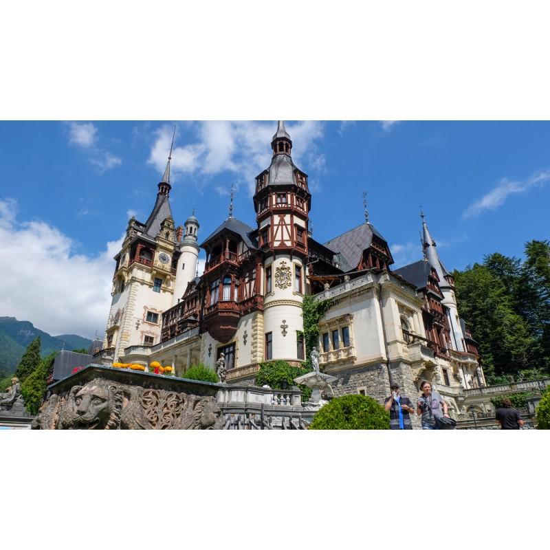 Дворец Пелеш: подлинная история Румынии - фото 4 - 001.by