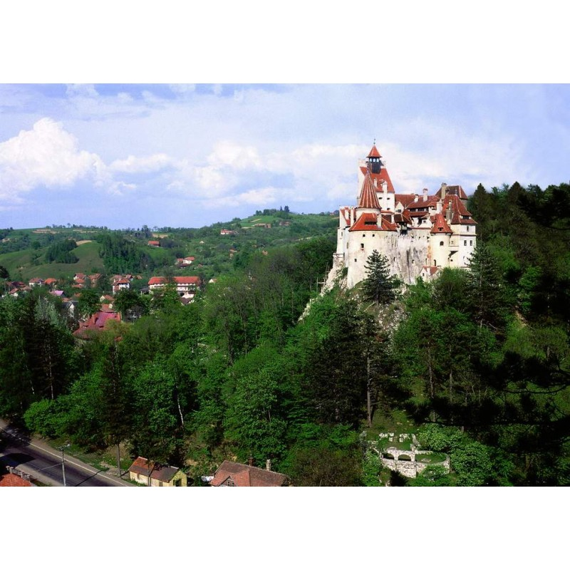 Трансильвания: граф Дракула просит помощи - фото 1 - 001.by