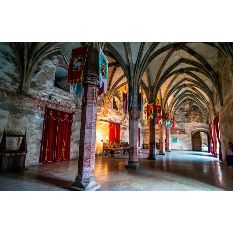 Замок Дракулы: навстречу приключениям - фото 2 - 001.by