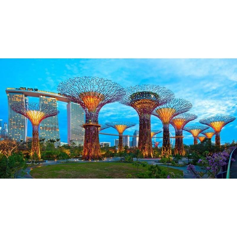 Горящие туры в Сингапур - фото 1 - 001.by