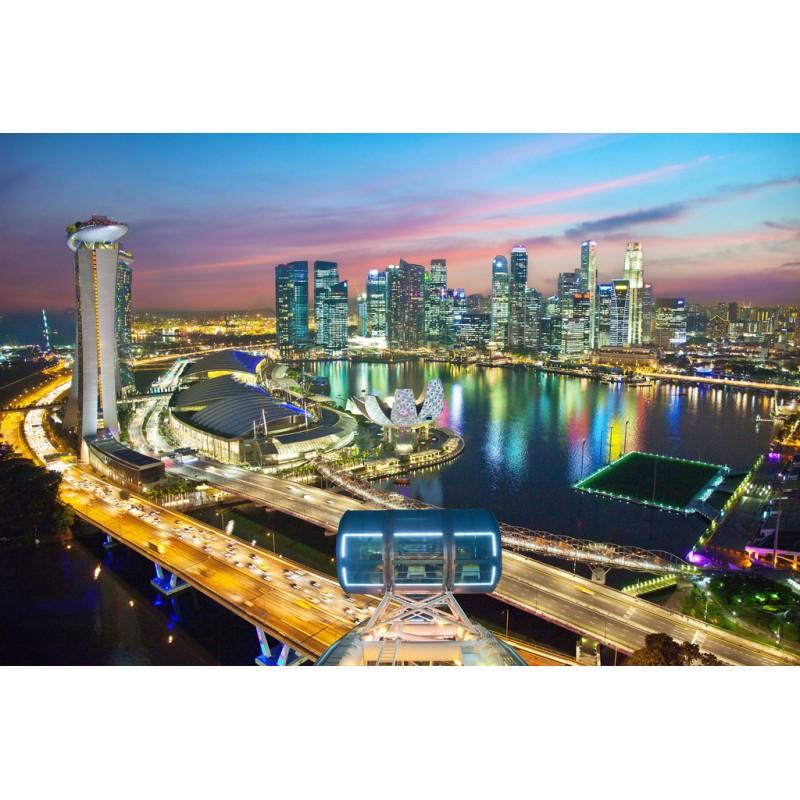 Сингапур, Убуд и пляжный отдых на о. Ломбок - фото 1 - 001.by