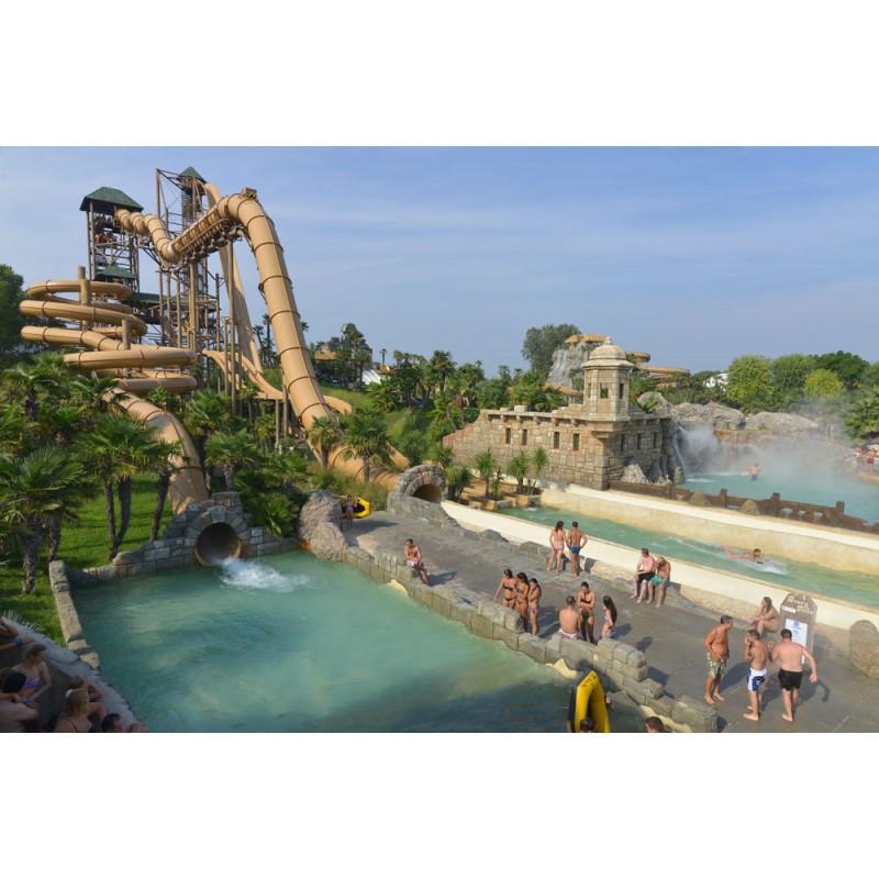 Экскурсия в аквапарк Aqualandia, Бенидорм - фото 3 - 001.by