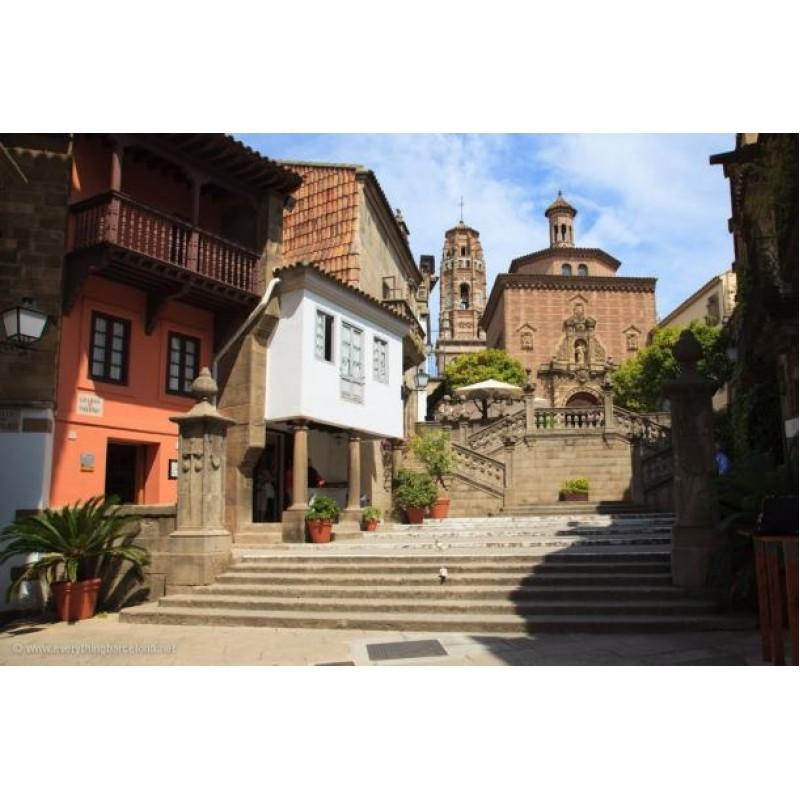 Барселона туристическая: испанская деревня и Поющий фонтан - фото 4 - 001.by