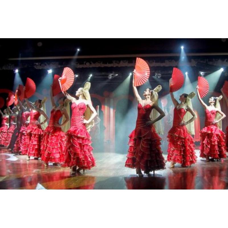 Бенидорм Палас - шоу со вкусом Испании - фото 3 - 001.by