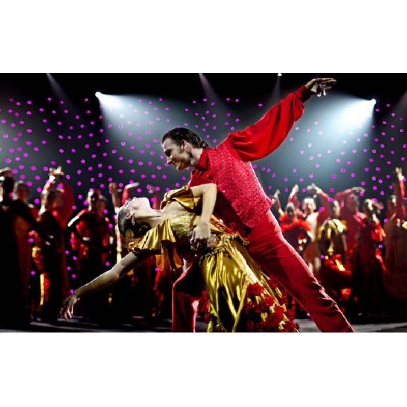 Испанский Балет Кармен Мота – страсть и грация на сцене (о. Тенерифе) - фото 2 - 001.by
