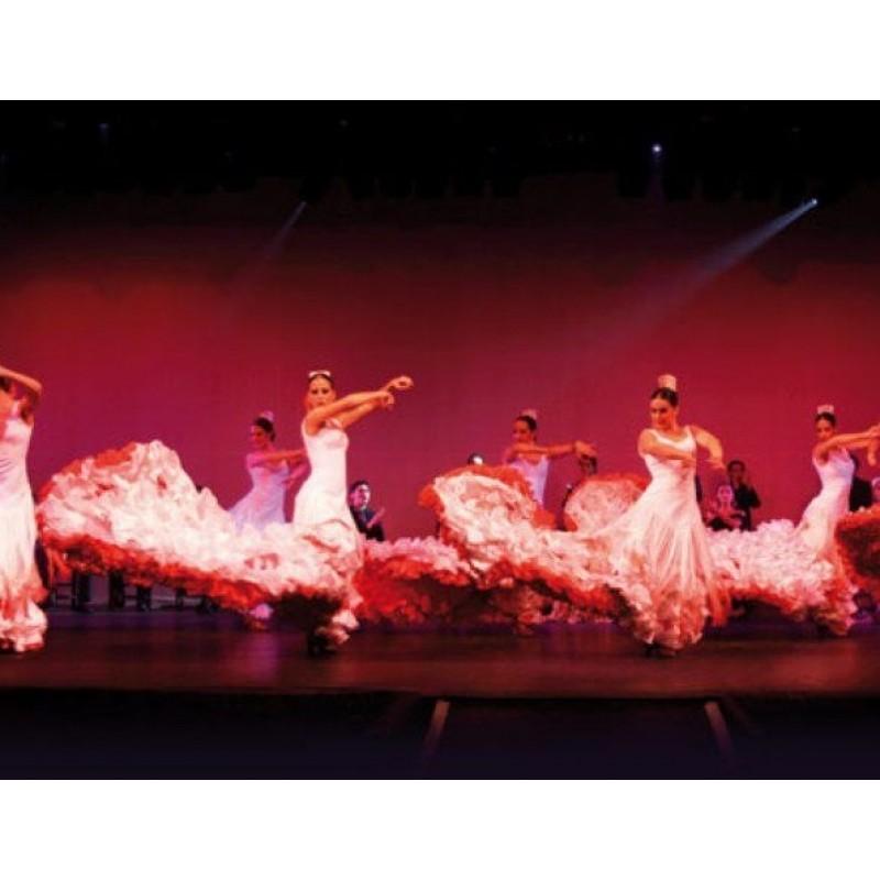 Испанский Балет Кармен Мота – страсть и грация на сцене (о. Тенерифе) - фото 4 - 001.by